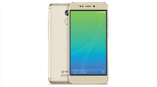 Gionee X1s - 4G mobile phones under N70000
