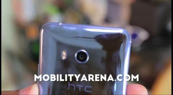 HTC U11 Review Fingerprint magnet