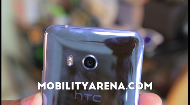 HTC U11 Review Fingerprint magnet