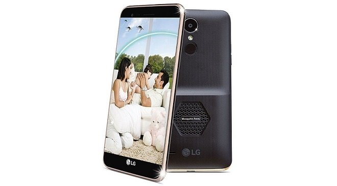 LG K7i: the Anti-malaria Smartphone