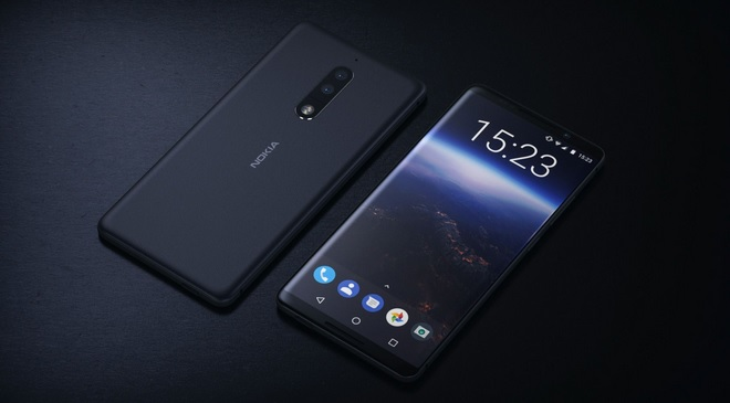 Nokia 9 concept photos