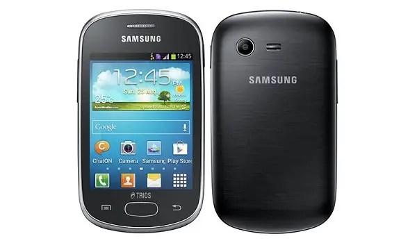 Samsung Galaxy Star Trios S5283 triple sim