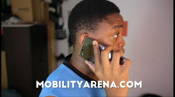 Sony Xperia XZ Premium Telephony