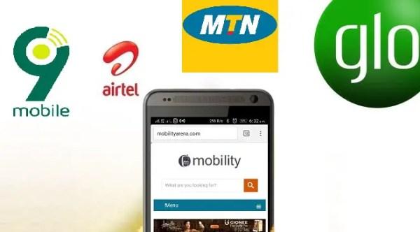 Nigeria data plans