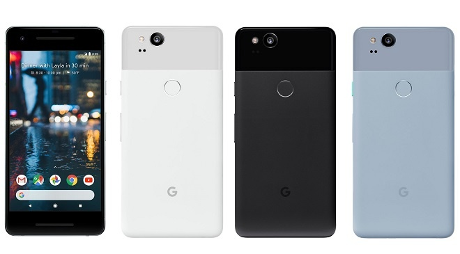 Google Pixel 2 Specifications