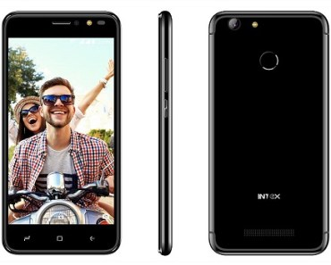 Intex Aqua Lions X1 with shatterproof glass
