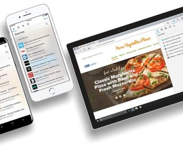 Microsoft Edge Browser preview for Android and iOS