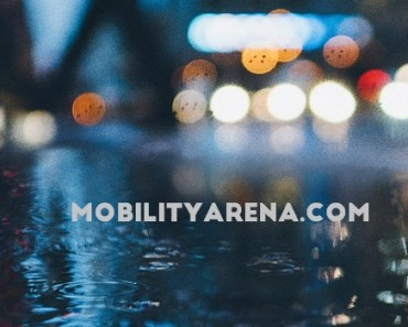 MobilityArena Pixel 2 Rainy day wallpaper
