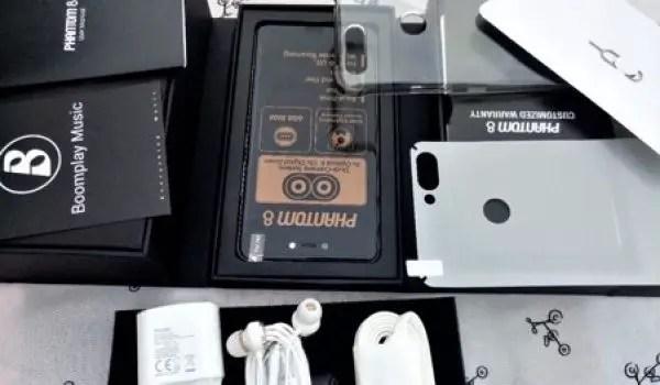 TECNO Phantom 8 Unboxing - Picture5