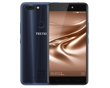 TECNO phantom 8 front back