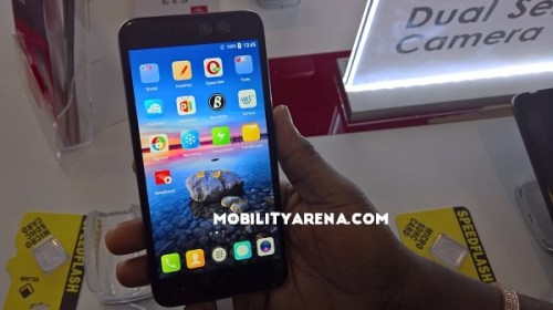 itel 32 hands-on