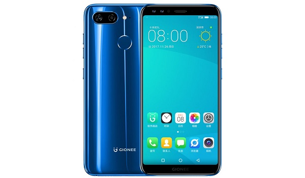 Gionee S11 Specifications