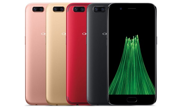 Oppo R11s Plus specifications