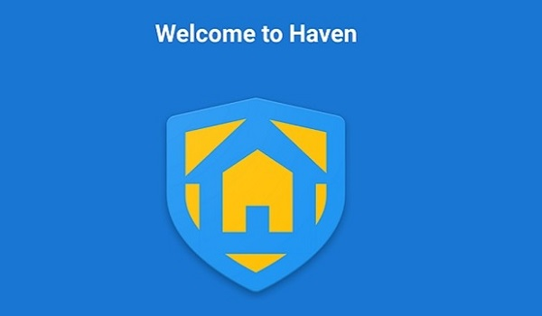 Catch Intruders with Haven app by Edward Snowden