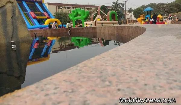 LG G6 dual camera childrens playground JJT park