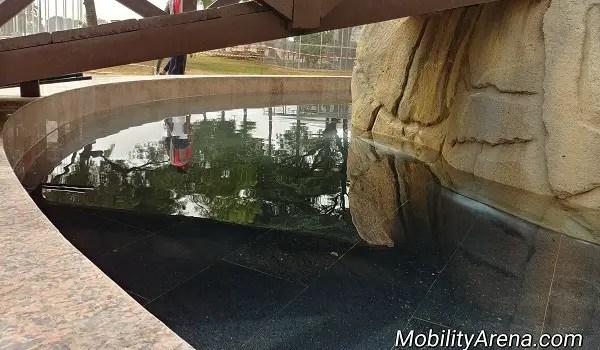 LG G6 eyo fountain jjt park