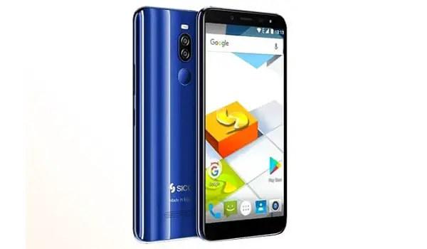 SICO Nile X smartphone