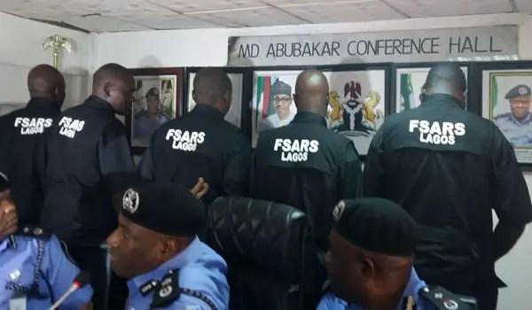 SARS Police Unit