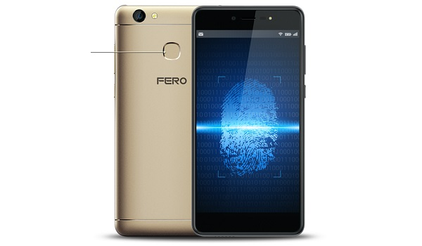 Fero Pace 2 fingerprint