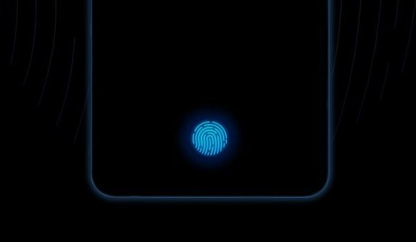 first in-display fingerprint scanner by vivo
