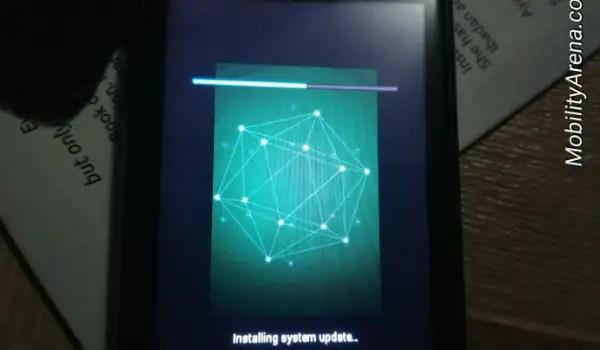 Ntel N1 Nova gets unlocked version software update 3