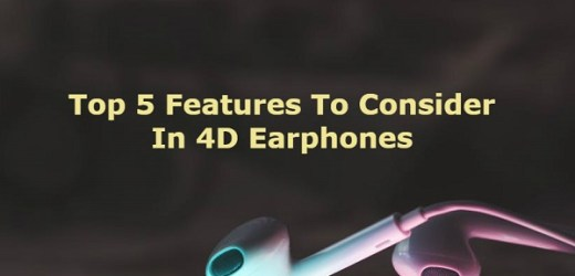 4d earphones