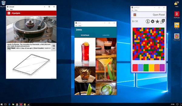 android apps to windows 10