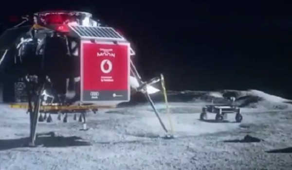 planning a 4G mobile network on the Moon