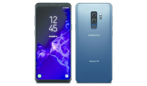 best AT&T phones deals and top AT&T smartphones: Samsung Galaxy S9+