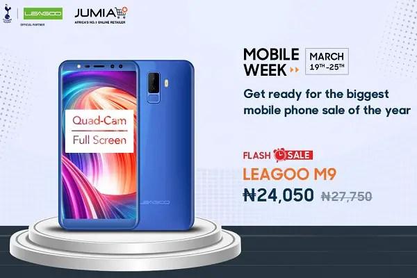 Leagoo M9 discount sale