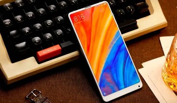 Xiaomi Mi Mix 2s specs