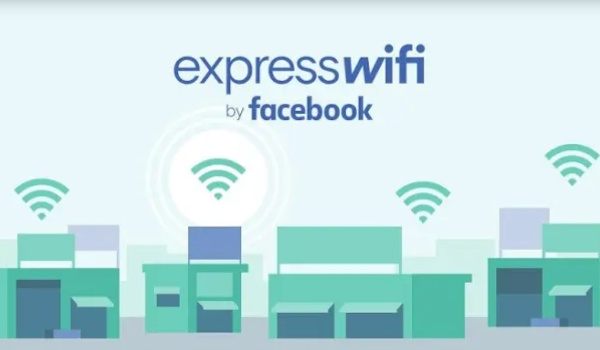 Facebook mobile app for Express Wi-Fi