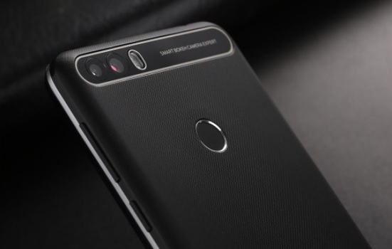 leagoo KIICAA Power camera and fingerprint scanner