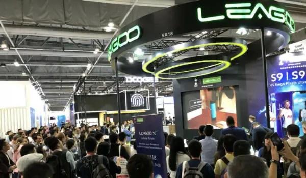 Leagoo retail ecosystem