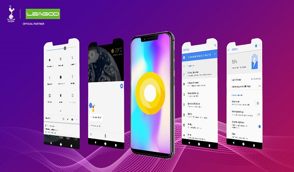 Snap the amazing LEAGOO S9 notch-display phone for only $1.99! 9
