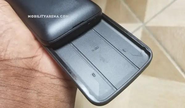 nokia 8110 4g slider mechanism