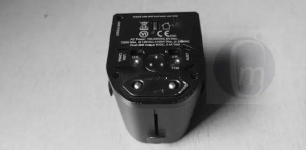 onn global adapter plugs