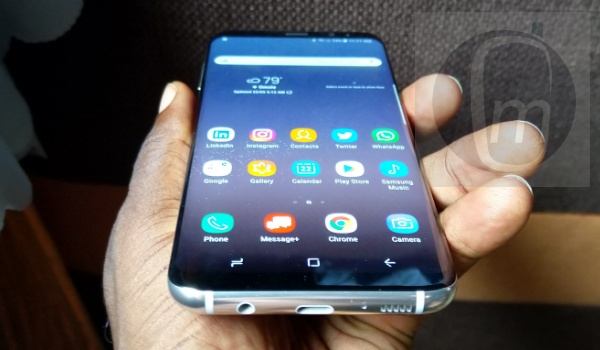 samsung galaxy s8 plus Android oreo review