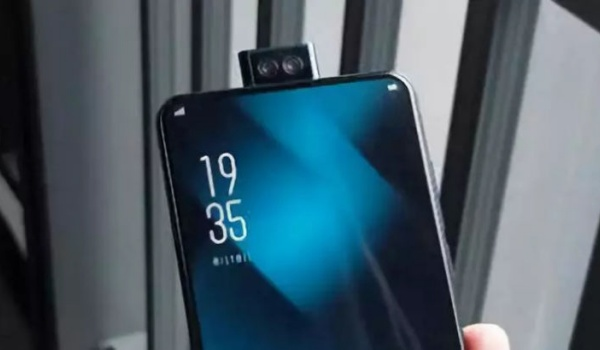 Elephone U2 is a Pop-up selfie Camera phone