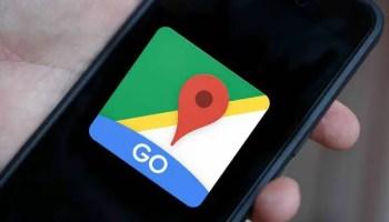 Google Maps Go review