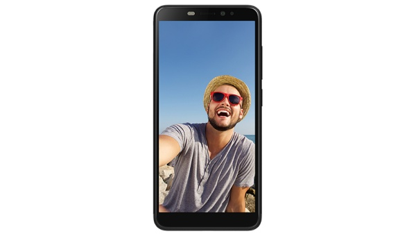 itel S42 Android smartphone with 3GB RAM
