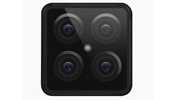 quad camera smartphone