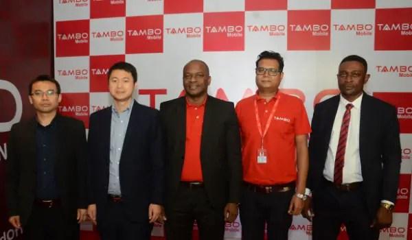 tambo mobile Nigeria launch two