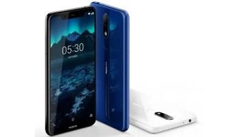 Nokia X5 - Nokia 5.1