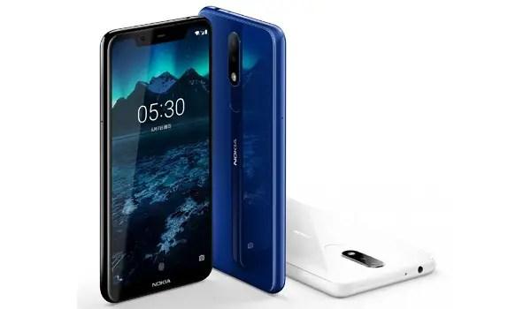 Nokia X5 - Nokia 5.1 Plus