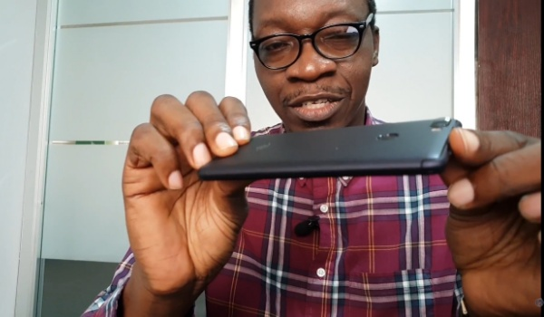 itel P32 video review