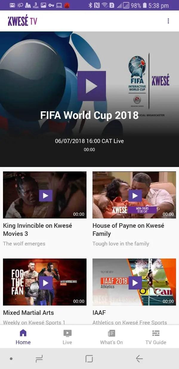 TV Apps Review: DStv Now vs  Kwese vs  StarTimes ON