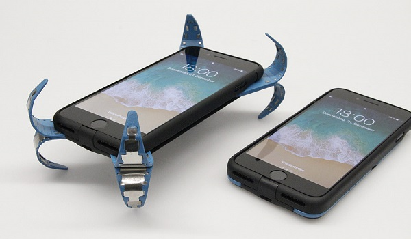 mobile airbag phone case