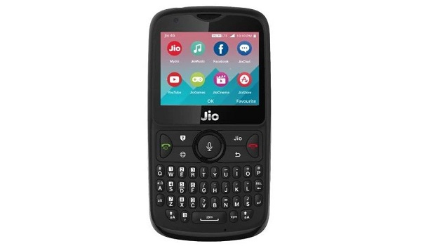Jio Phone 2 features and Specs