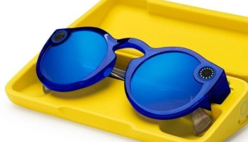 Snap Spectacles smart shades
